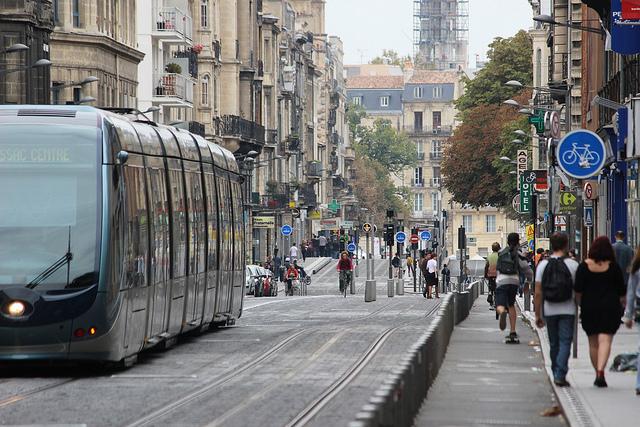 Le palmarès de l'Etudiant 2014 des villes françaises où il fait bon étudier : Bordeaux en 5ème position