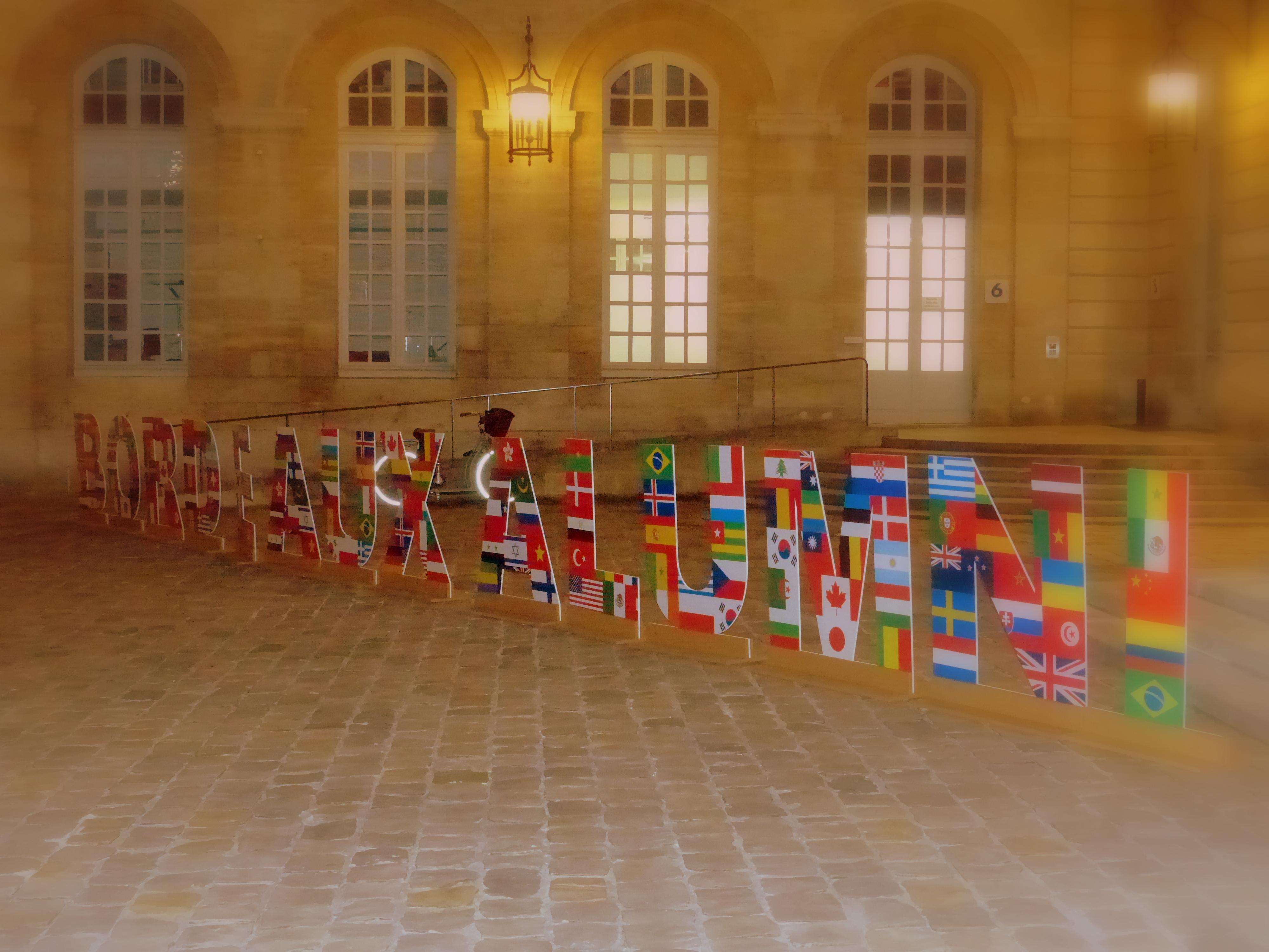 Bordeaux Alumni sur les rails !