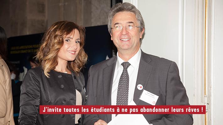 Mariachiara FILOSA, étudiante à Bordeaux Sciences Agro