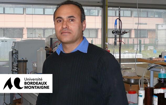 Nazeer Asmael, en thèse à l'Université Bordeaux Montaigne