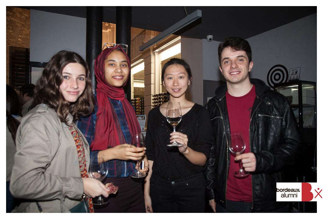 2ème soirée Alumni | Conférence et Dégustation de vins