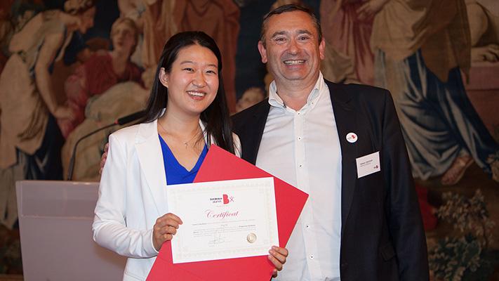 Bilan d'une alumni | Jing Liu – étudiante à Kedge