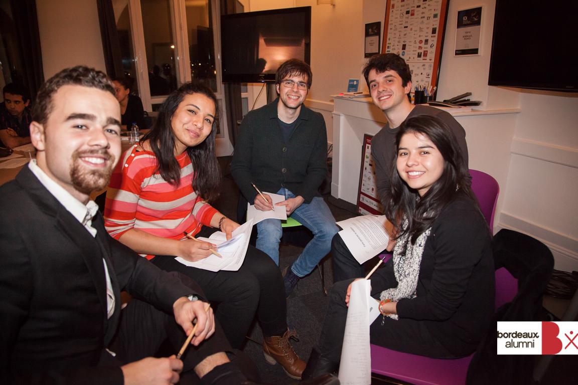 Soirées Bordeaux Alumni | Coaching de groupe !